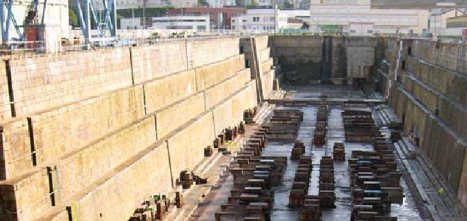 La reconversion du port de commerce geowiki - Chambre de commerce de brest ...